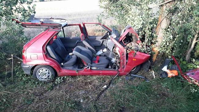 ž nehoda hazlov 1