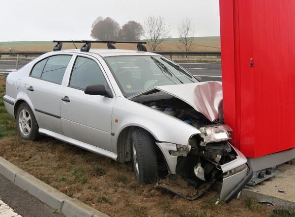 Nehoda Cheb Odrava