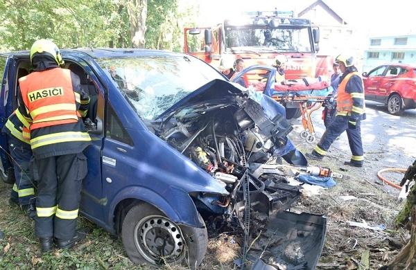Nehody 30. července 2