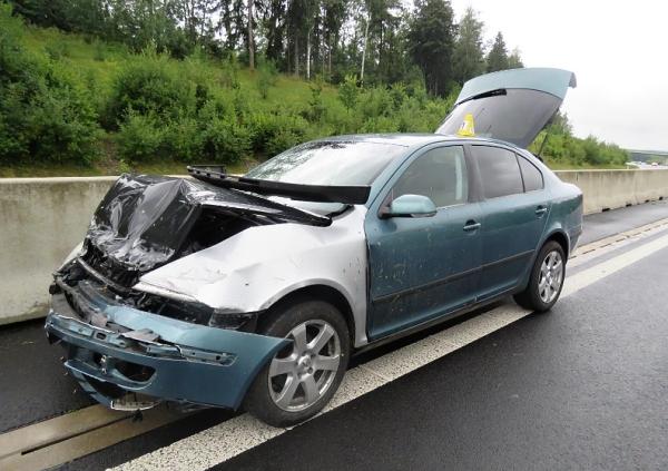 nehody úterý D6 2