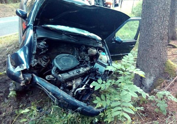 Nehody víkend 30. června