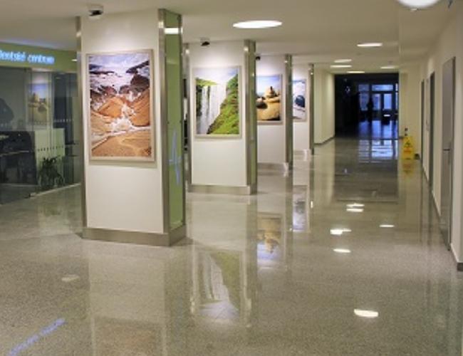 nemocnice Ostrov