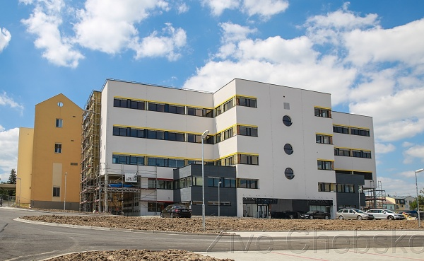 nemocnice Cheb 2