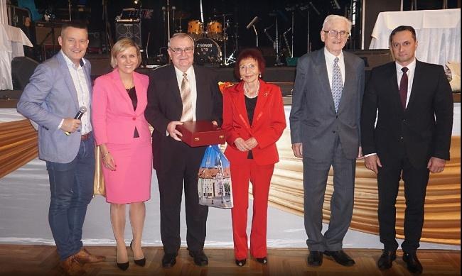 Oceněný senior Ján Cabadaj