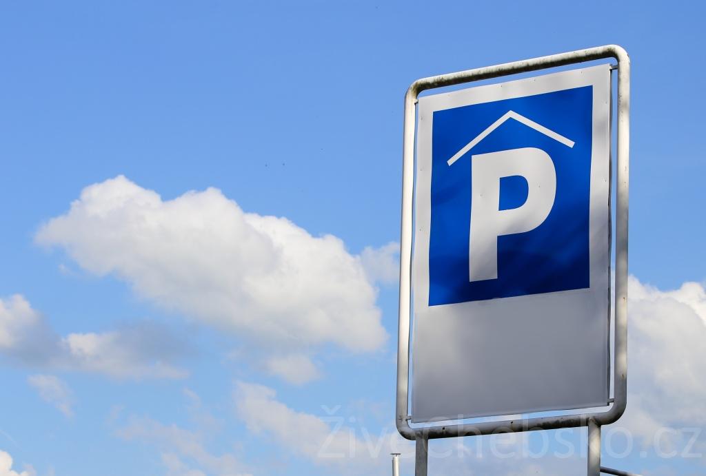 parkoviště 1 a malá na wen