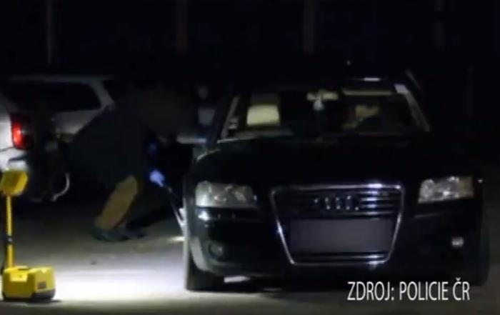 policie - samopal