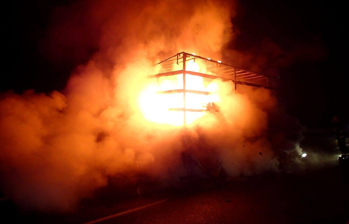 HZS požár 1