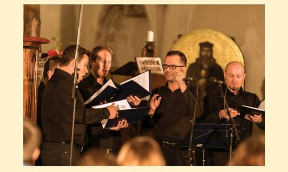 koncert pravoslavný chrám mužský sbor