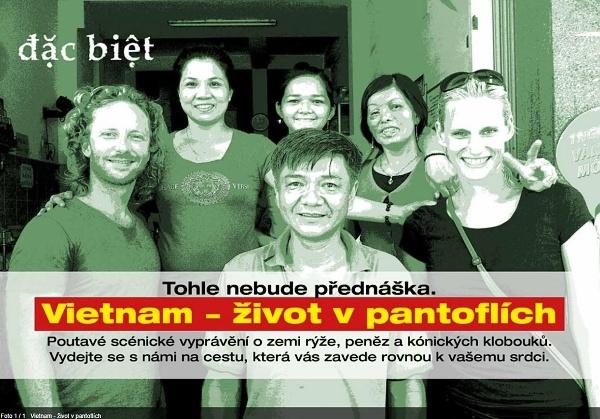 Vietnam přednáška knihovna Ostrov