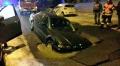 V Chebu se propadla silnice - Autor: HZS Karlovarského kraje