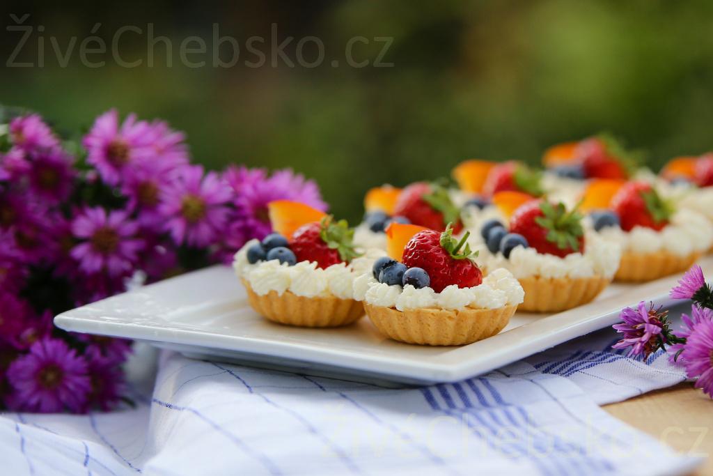 Upečte si tartaletky, výborné malé dortíky