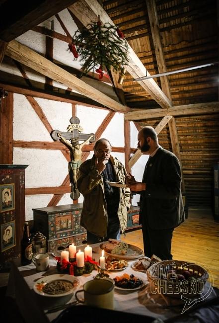 Seeberg adventní trh Vánoce