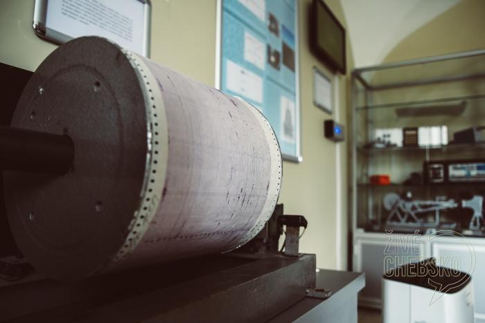 Seismologické muzeum ve Skalné se rozrostlo o další exponáty