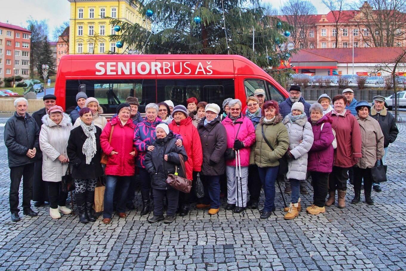 Senior bus