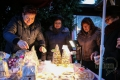 Ve  Skalné zapálili první svíčku na adventním věnci a rozsvítili strom