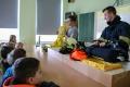 Záchranáři se věnovali školákům