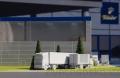 Chebská hala pro Tchibo bude druhá největší v České republice