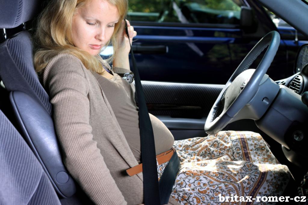 cestování těhotných
