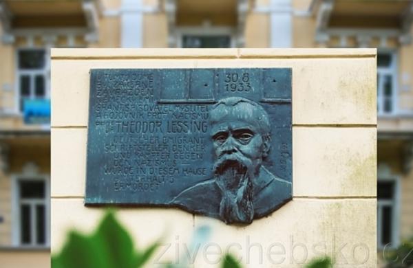 Theodor Lessing malá na web