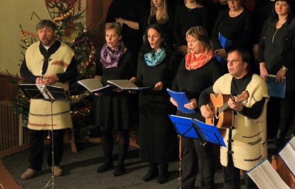 koncert Jáchymov Vánoční koncert