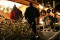 Prostor před kolonádou patřil vánočnímu trhu