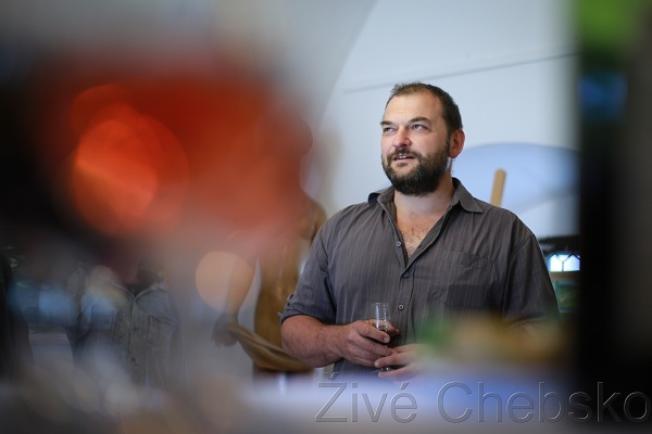 Martin Chochel: Inspiruje mne například zvláštní odlesk na řece