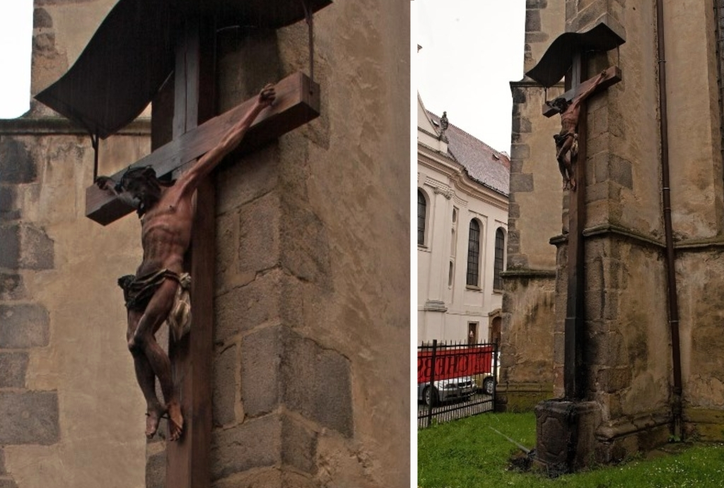 kříž na web