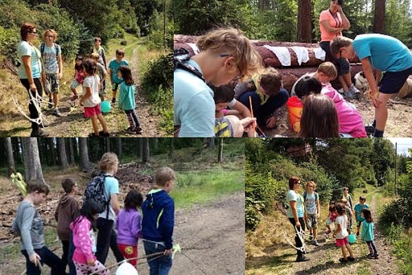 Dva rekreačně sportovní tábory pro děti svěřené do pěstounské péče a pro děti z rodin ohrožených sociálním vyloučením