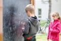 Děti si ve Františkových Lázních užívají dvě nová hřiště