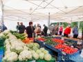 V Mariánských Lázních se konaly farmářské trhy