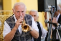 Lee Andrew Davison a Jazz Revue Praha rozezpívali kolonádu