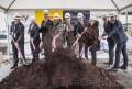 Výstavba nového distribučního centra je zahájená