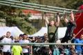 Bahňák prověřil síly sportovců