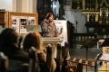 Kostelem svatého Mikuláše se nesla sváteční hudba