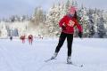 Čerstvý sníh přivítal závodníky Mariánskolázeňského skatu