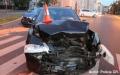 Za nehodou stojí zřejmě nedání přednosti v jízdě
