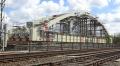 foto: Milan Daněk - V Tršnicích roste nový železniční most