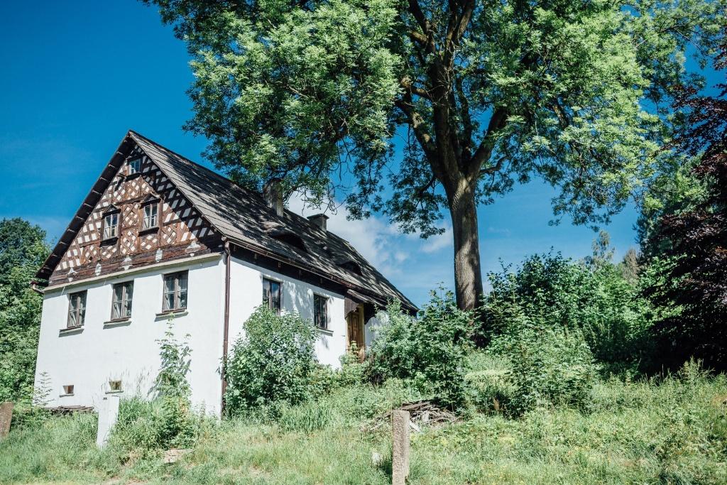 Archiv - obec  Krásná