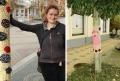 Autor: Kristýna Antošová - Ve Františkových Lázních oblékli Františka i stromy