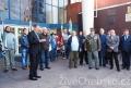 V Chebu byl odhalen památník, který připomíná oběti války