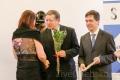 Studenti a učitelé převzali ocenění Nadace Schola Ludus