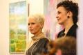 Lenka Herzogová vystavuje v galerii Brömse